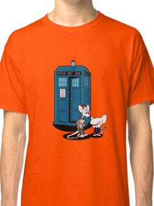 Gee Doctor What Are We Going To Do Tonight? Classic T-Shirt