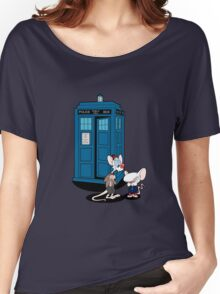 Gee Doctor What Are We Going To Do Tonight? Women's Relaxed Fit T-Shirt