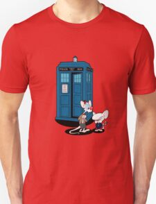 Gee Doctor What Are We Going To Do Tonight? Unisex T-Shirt