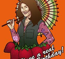 Have a real Shiny Birthday by Amy Wiseman