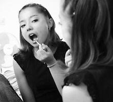 Lip Gloss by Sue Ellen Thompson