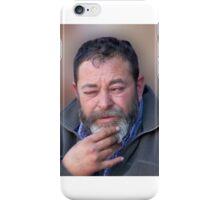 Sienese Doubt iPhone Case/Skin