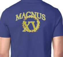 Magnus the Red - Sport Jersey Style (Alternate) Unisex T-Shirt