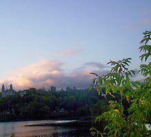 lake view by katpix