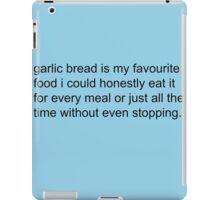 Scott Pilgrim - Garlic Bread iPad Case/Skin