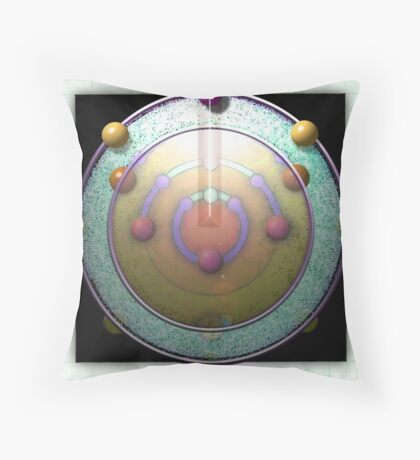 025 Throw Pillow