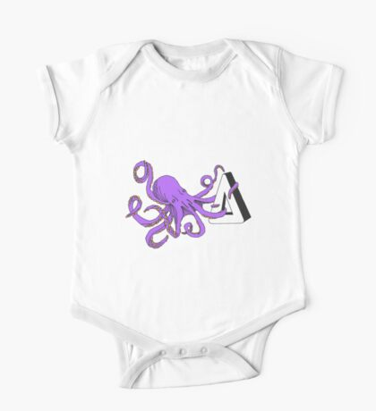 How am I gonna be an octopus about this - Purple One Piece - Short Sleeve
