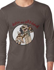 Dutch and Predator Long Sleeve T-Shirt