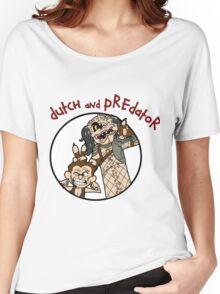 Dutch and Predator Women's Relaxed Fit T-Shirt