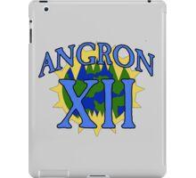 Angron - Sport Jersey Style (alternate) iPad Case/Skin