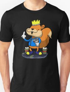 King of all the land! Unisex T-Shirt