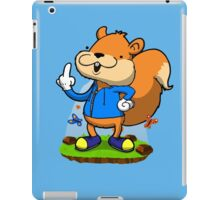 A very bad fur day. iPad Case/Skin