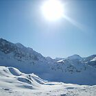 Les Arcs - Winter Playground by Ashley W