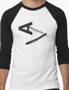 Tribute to Buñuel Men's Baseball ¾ T-Shirt