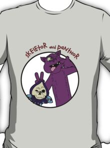Skeletor and Panthor T-Shirt