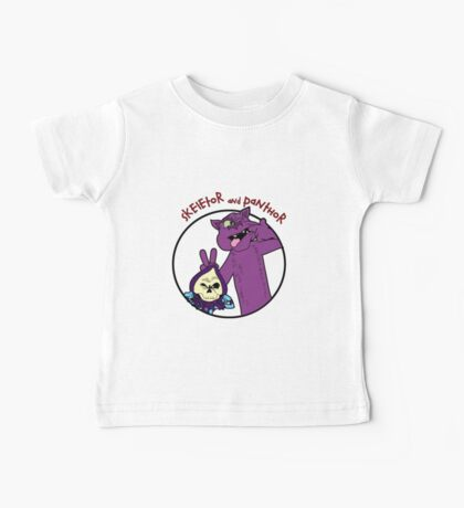 Skeletor and Panthor Baby Tee