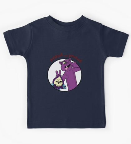 Skeletor and Panthor Kids Tee