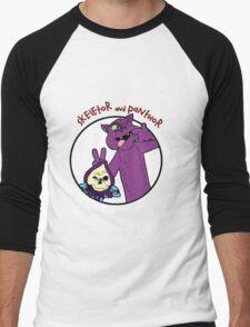 Skeletor and Panthor Men's Baseball ¾ T-Shirt