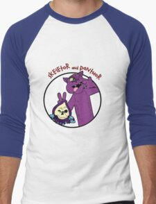 Skeletor and Panthor Men's Baseball ¾ T-Shirt