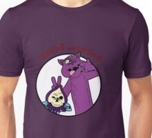 Skeletor and Panthor Unisex T-Shirt