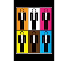 Reservoir Dogs - The Famous Six Photographic Print