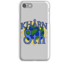 Khârn the Betrayer - Sport Jersey Style iPhone Case/Skin