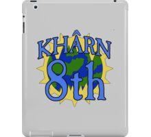 Khârn the Betrayer - Sport Jersey Style iPad Case/Skin