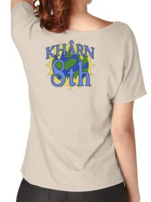 Khârn the Betrayer - Sport Jersey Style Women's Relaxed Fit T-Shirt