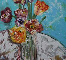 Favourite Tulips by decorartuk