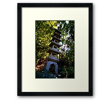 Compton Acres 12 Framed Print