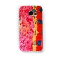 Cardboard Lady Bug Samsung Galaxy Case/Skin