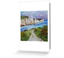 Dover Greeting Card