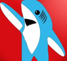 Be My Left Shark Valentine - Super Bowl Halftime Shark 2015 Sticker
