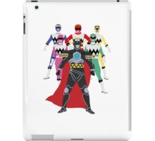 Power Rangers Lost Galaxy iPad Case iPad Case/Skin