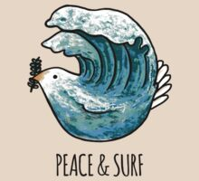Peace & Surf by igamez
