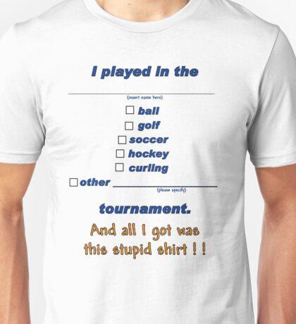 Tournament Wear Light Unisex T-Shirt