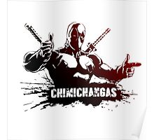Chimichangas! Poster