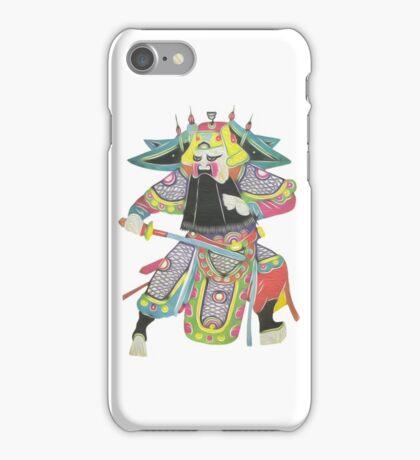china warrior 1 iPhone Case/Skin