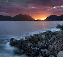 Waves by Andreas Stridsberg