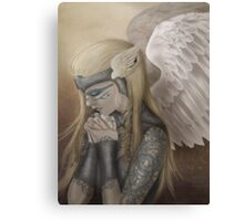 I'm Done Listening to Dead Men Canvas Print