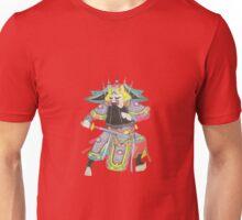 china warrior 1 red Unisex T-Shirt