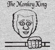 The Monkey King  by Rajee