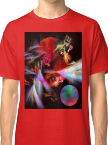 Variable Dimensions-Available As Art Prints-Mugs,Cases,Duvets,T Shirts,Stickers,etc Classic T-Shirt