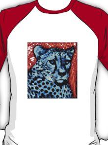 Cheetah artwork T-Shirt