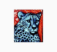 Cheetah artwork Unisex T-Shirt