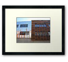 Lille Wazemmes Framed Print