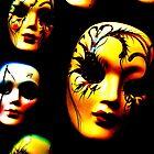 The Masks Calendar by Virginia N. Fred