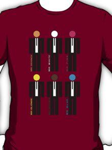 Reservoir Dogs - Lineup T-Shirt