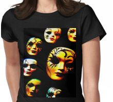 In the Shadows Womens Fitted T-Shirt