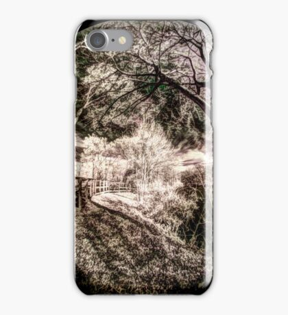 Trout Pond Noyac iPhone Case/Skin